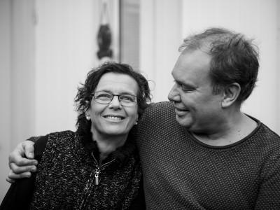 Marie Kjellén och Mats Andersson